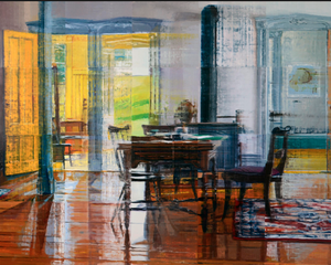 Large Interior, Chris Baker