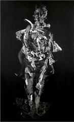 "Portrait of Alice O'Malley 3  56"" x 92"" , Chambliss Giobbi"