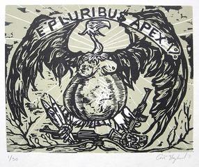 E Plurbus Apex 1%, Art Hazelwood