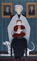 The Great Grandmother, Will Barnet