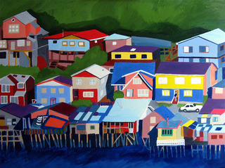 Chiloe Island, Chile,