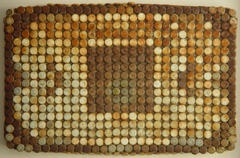 Untitled__rusted_square_in_bottlecaps_