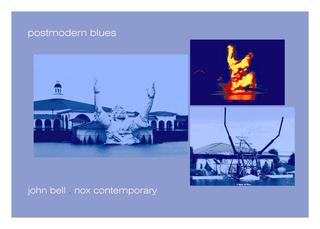 Postmodern Blues - show graphic, john bell