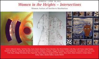 Women in the Heights – Intersections, D. McCannon, Nancy Rakoczy, M. Hernandez