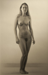 Nude, Richard Thomas Davis