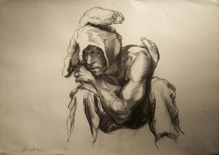 Figure de Mort, Geoffrey Laurence