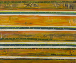 Canvas Stripes, Kim Haueter
