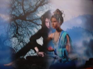 Vamp/Goddess, Sinan Revell