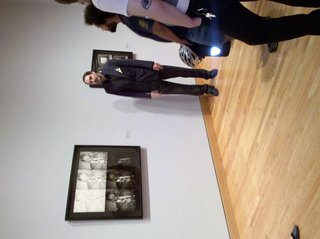 Paul Kuniholm Pauper Presents Contemporary Art History Of Andy Warhol\'s Jean-Michel Basquiat, July 9, 2010 At Seattle Art Museum,