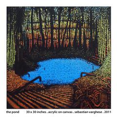 Pond, Sebastian Varghese