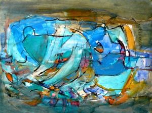 Wsmorris_rib-cage_ii__0_2007_mixed_media_on_paper_18_x_24_inches