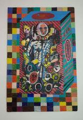 Jester in Cube, Felix Morelo