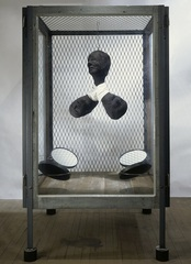 CELL XXIV (PORTRAIT),Louise Bourgeois