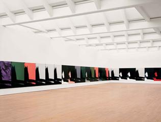 Shadows, Andy Warhol