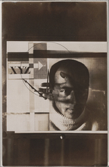 Self-Portrait, El Lissitzky