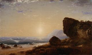 Seashore, John Frederick Kensett