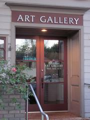 Gallery Front Door,