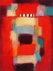 Untitled Red (11206),Carolyn Cole