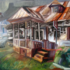 20130128205834-24-romanian-house-painting-for-sale-maia-oprea