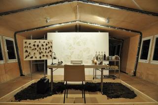 Installation view, Reh Kunst, 2012,