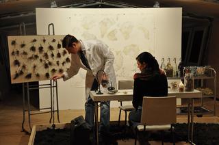 Performance - Erde für die Zukunft, 2012, Ivan Bošković