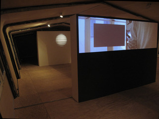 Installation view, Out of the black, Reh Kunst, 2012,