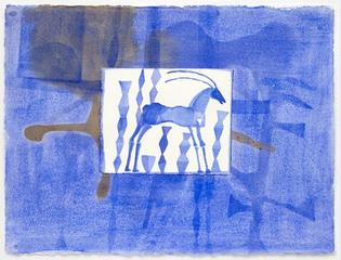 Mattinate (Puglia Suite) No. 7, Mimmo Paladino