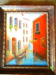 Italian Canal, Georgeann Dumkrieger