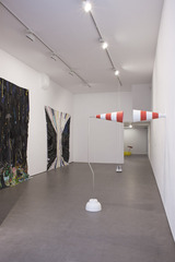 Group Show curated by Nick van Woert: Pewter Wings, Golden Horns, Stone Veils,