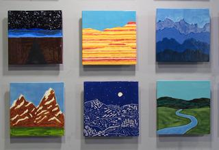 Mountain Landscapes, Jason Messinger