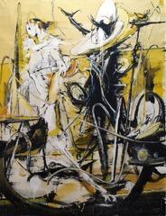 Touch of God, Lars Teichmann