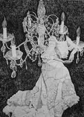 Signora della Casa: Lace Dress, Meridith McNeal