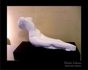 MUJER 1, Natalia Ledesma