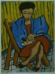 The Reader, William H. Johnson