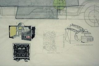 Media Van v. 08 (side view) detail, Bruce Tomb, Chip Lord, Curtis Schreier