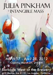 Intangible Mass, Julia Pinkham