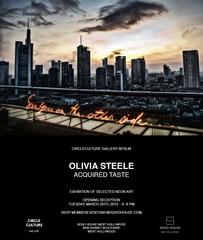 , Olivia Steele
