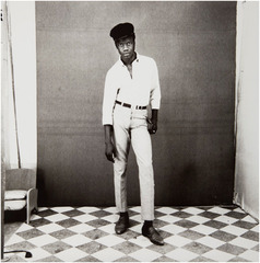 The Pretend Sailor, Malick Sidibe