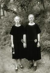 Country Girls, August Sander