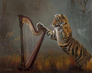 Harpin Tiger, Loretta McNair