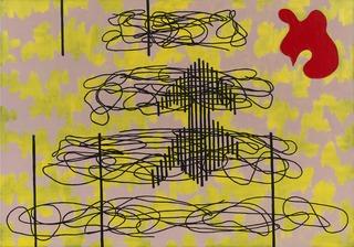 Cosmic Shorthand, Jonathan Lasker