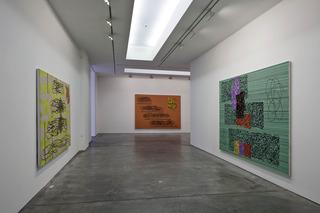 Installation View, Jonathan Lasker