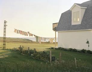 Laundry Line, Elizabeth Shrier