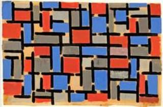Komposition, Theo van Doesburg