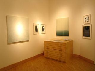 Gallery installation shot, GINA BORG
