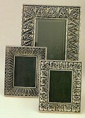 Silver Picture Frames , Buccellati