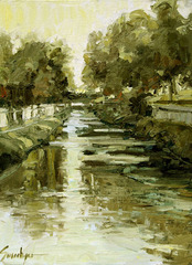 Along Cherry Creek,Susiehyer