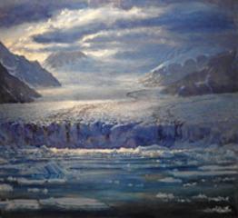 Columbia Bay, David Rosenthal