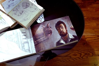 sketchbook , Nic Rad