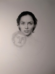 Mother and Child, Maria Kreyn